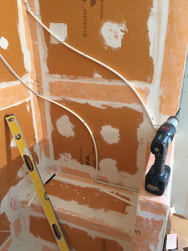 myrtle beach bathroom remodeling job