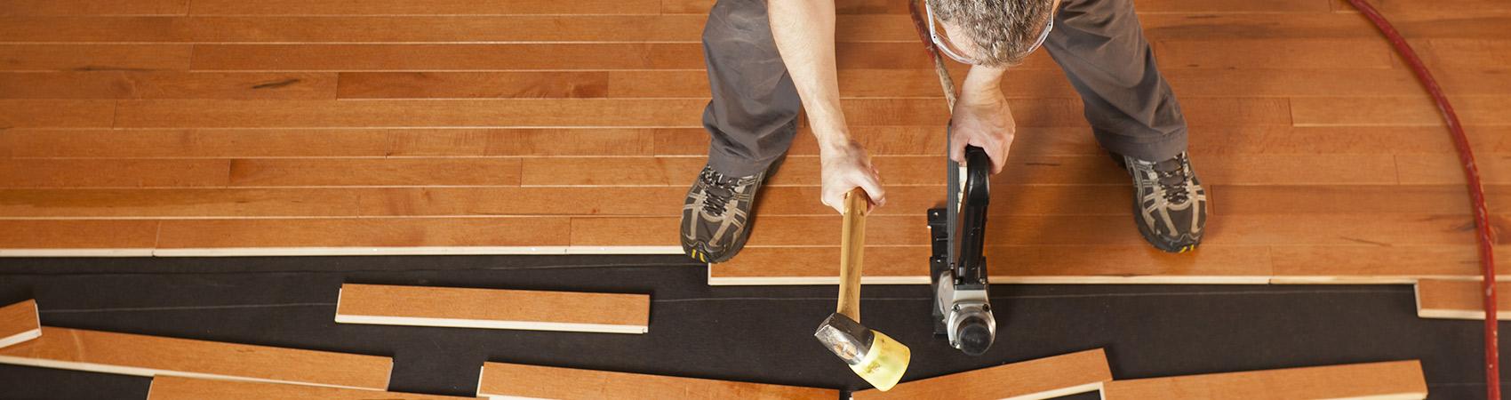 Flooring Process